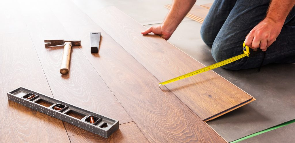 Signature Floors offers great customer support for installation of flooring solution