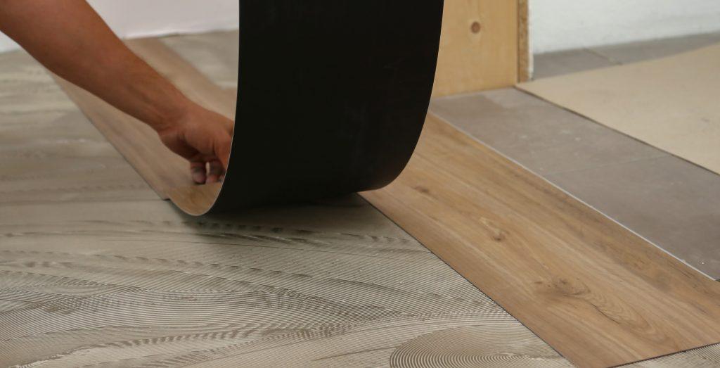 vinyl flooring solution by Armstrong flooring
