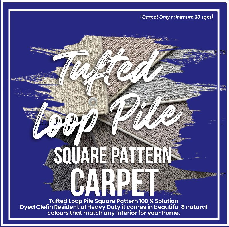 turfloopedpile carpet