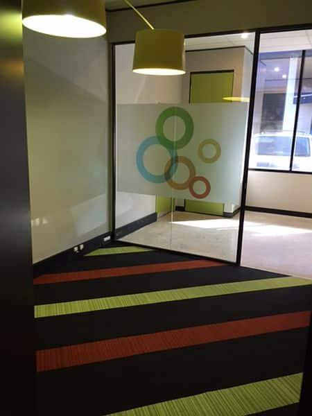 Silky Line-8 carpet