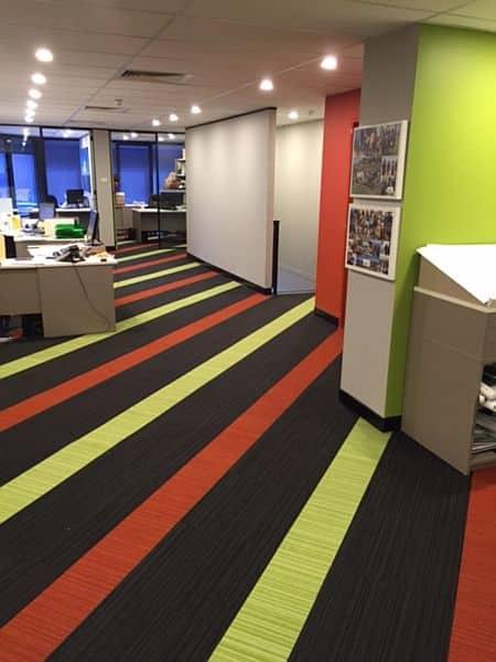 Silky Line-9 carpet